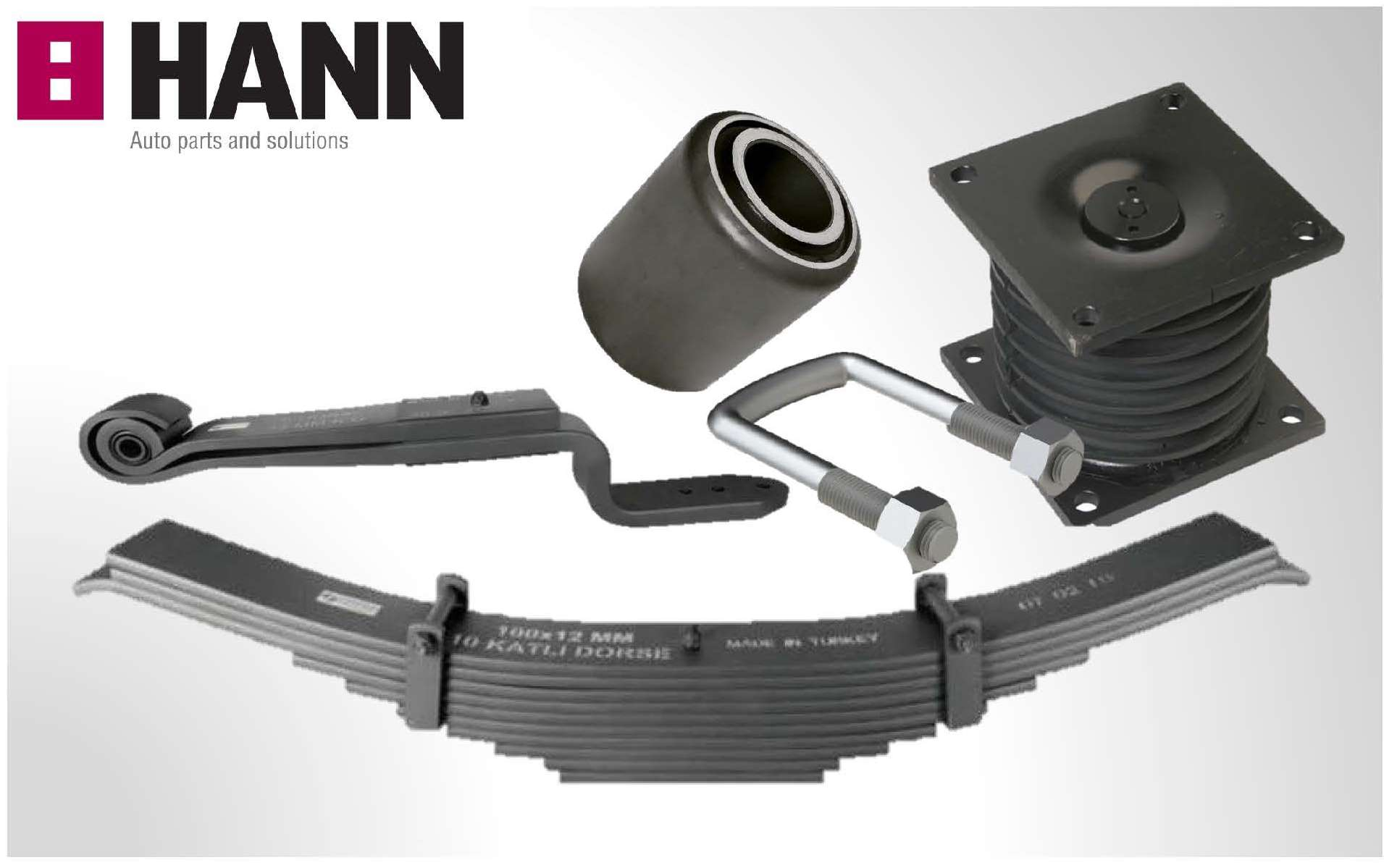 Leaf Springs Systems